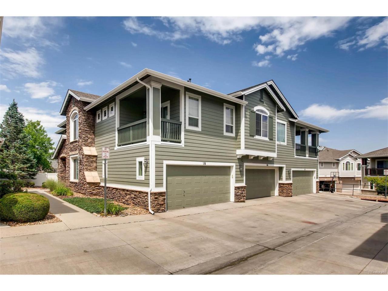18 Whitehaven Circle, Highlands Ranch, CO 80129 (MLS #5646374) :: 8z Real Estate