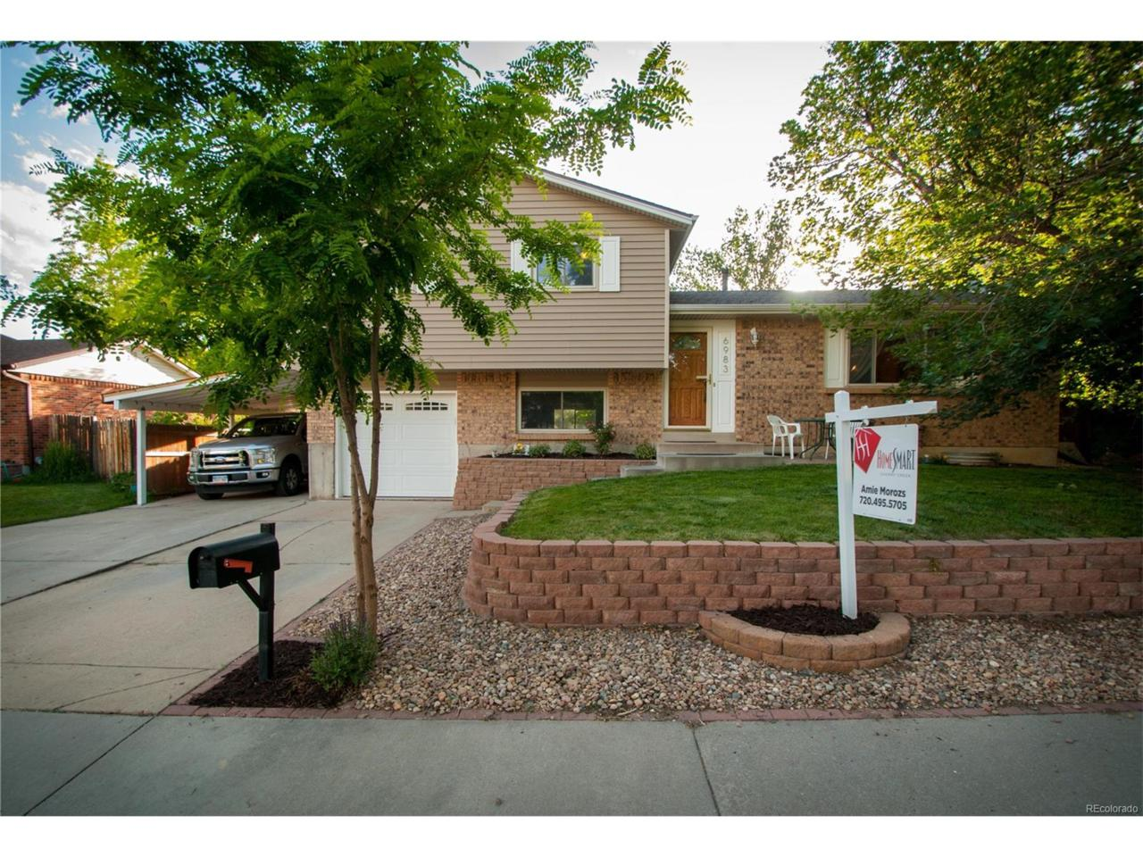 6983 Beech Court, Arvada, CO 80004 (MLS #5685925) :: 8z Real Estate