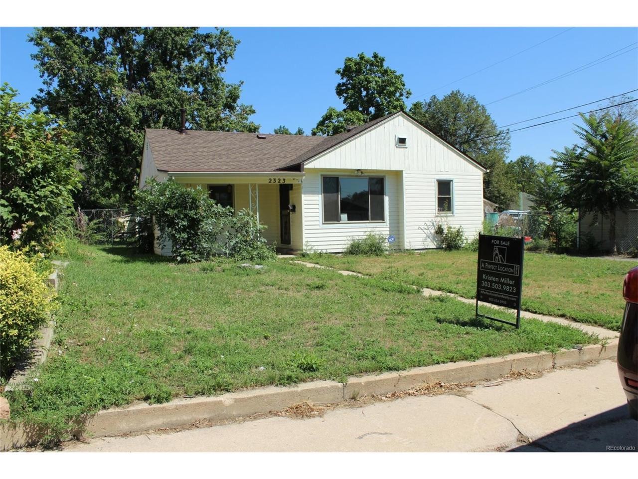 2323 W 47th Avenue, Denver, CO 80211 (MLS #5690300) :: 8z Real Estate