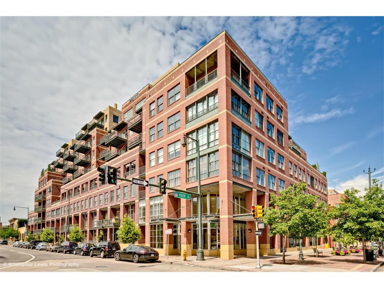 1499 Blake Street 8J, Denver, CO 80202 (MLS #5705006) :: 8z Real Estate