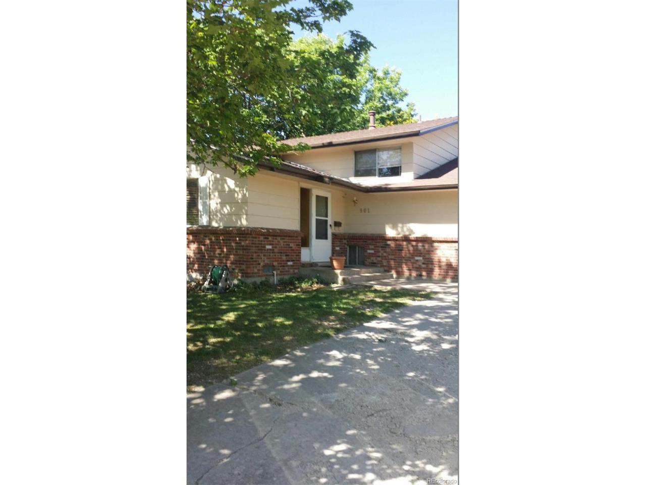 801 S Arbutus Street, Lakewood, CO 80228 (MLS #5708656) :: 8z Real Estate
