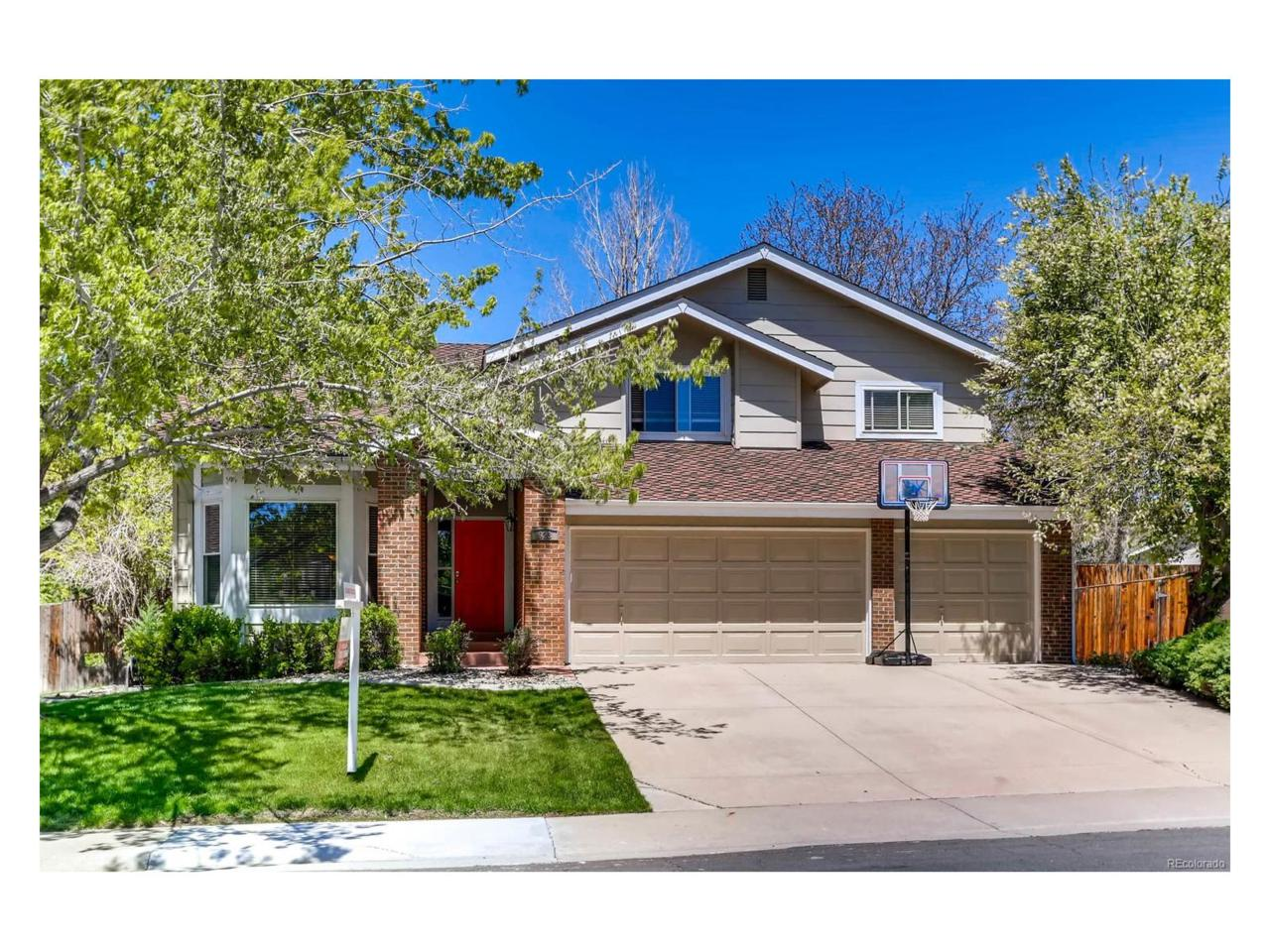 923 Shadow Mountain Drive, Highlands Ranch, CO 80126 (MLS #5728471) :: 8z Real Estate