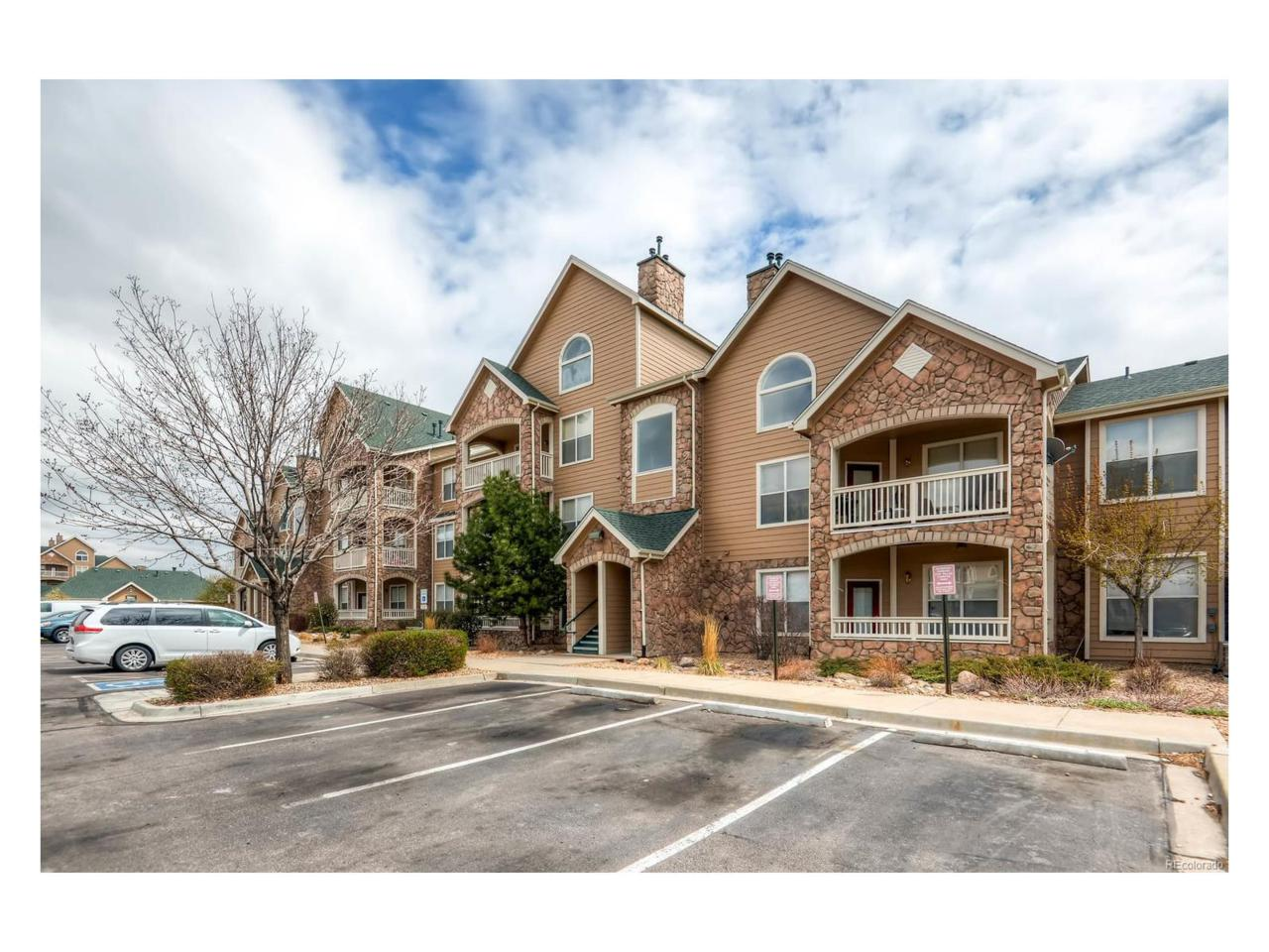 18909 E Warren Circle A-102, Aurora, CO 80013 (MLS #5750500) :: 8z Real Estate