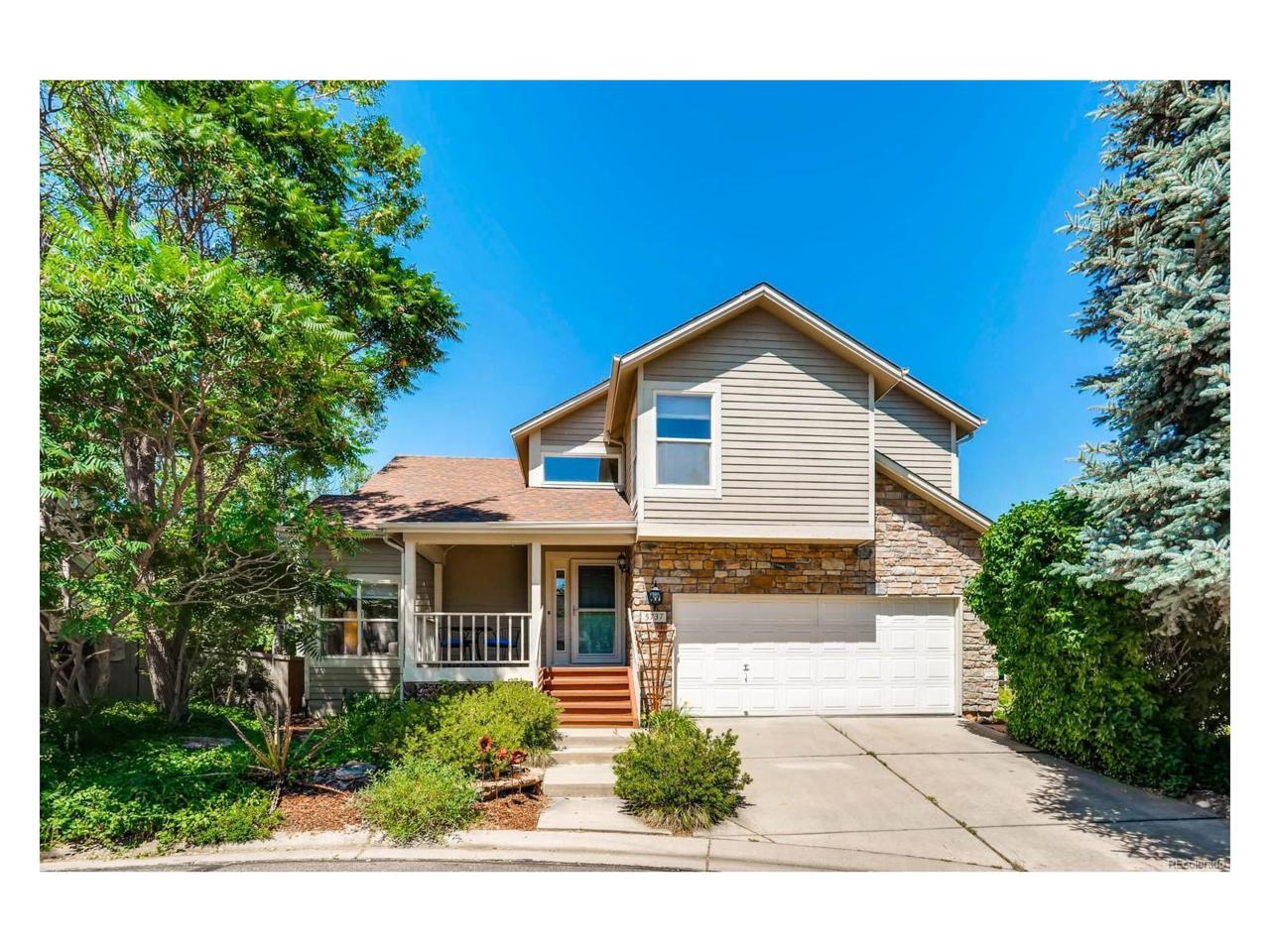 5737 Slick Rock Court, Boulder, CO 80301 (MLS #5767210) :: 8z Real Estate