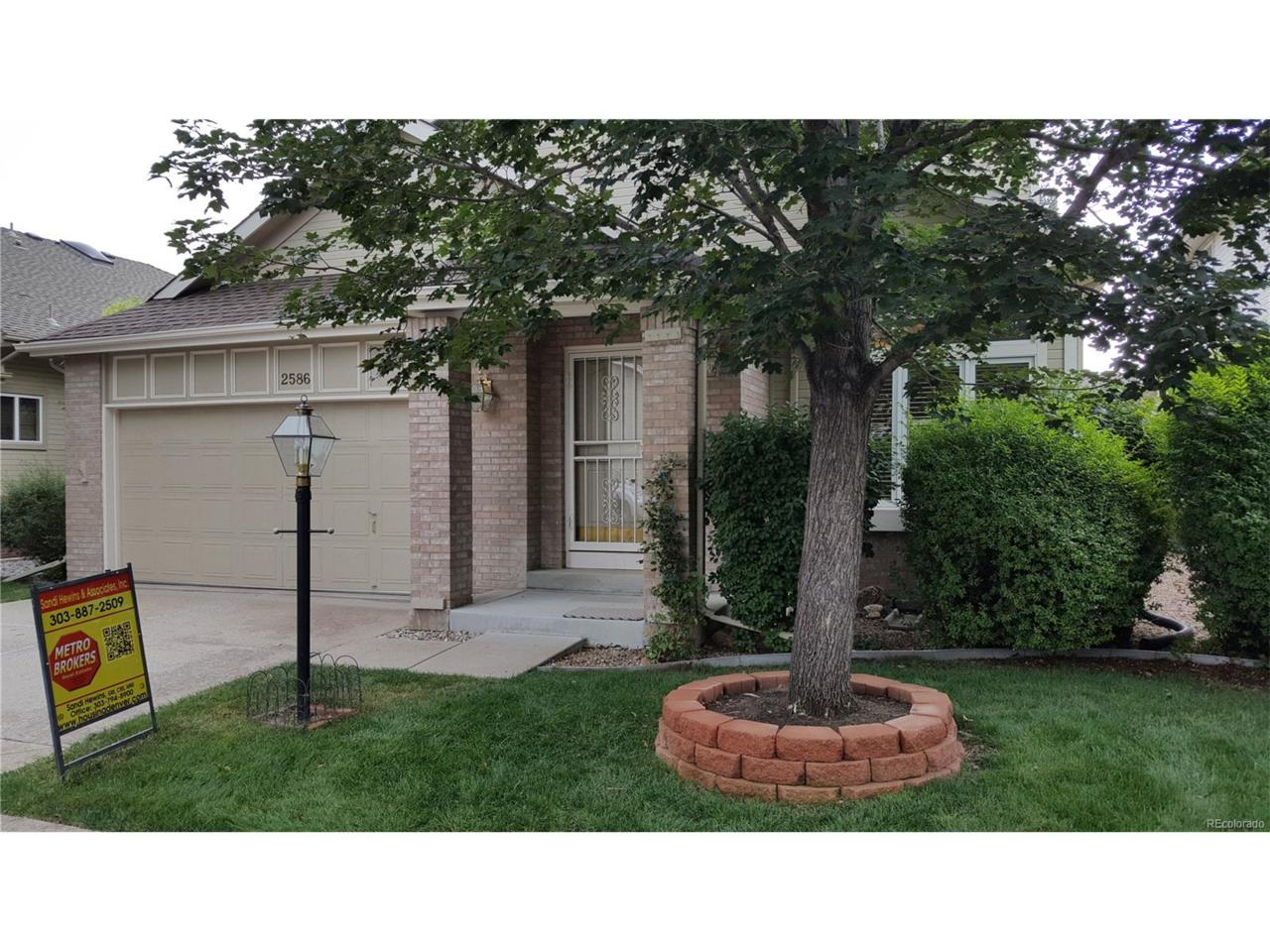 2586 S Independence Court, Lakewood, CO 80227 (MLS #5774707) :: 8z Real Estate
