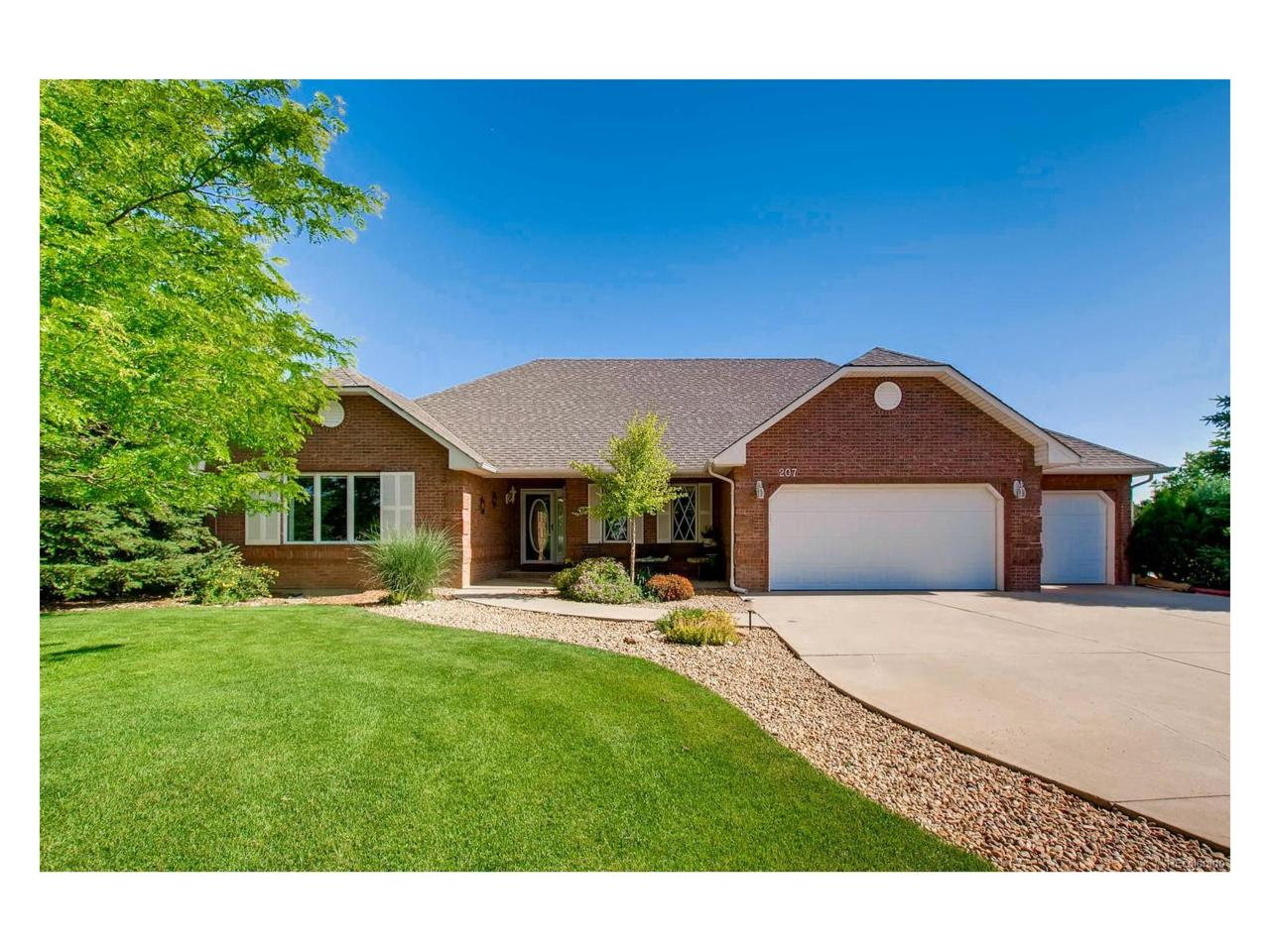 207 Grand View Circle, Mead, CO 80542 (MLS #5786473) :: 8z Real Estate