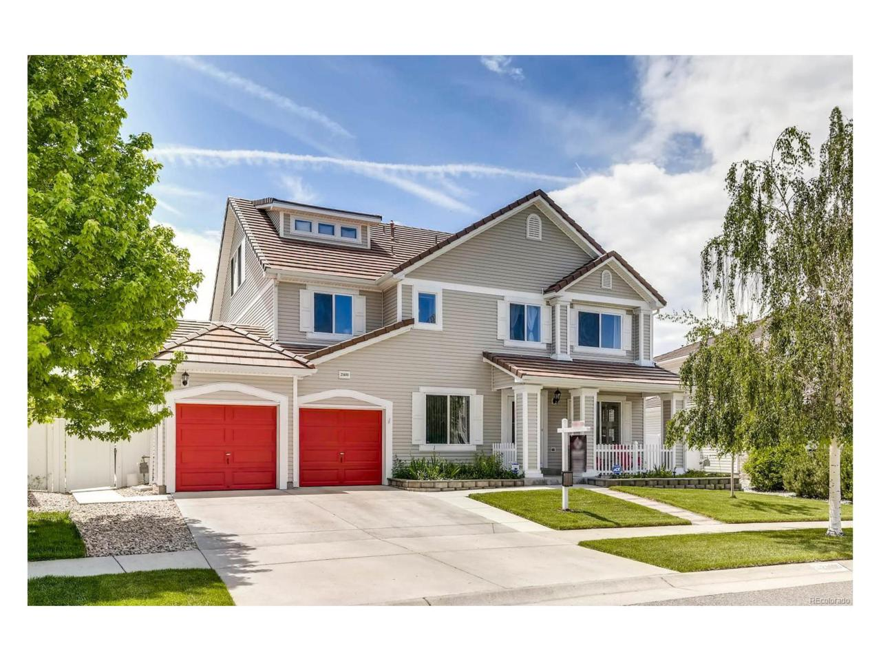 21400 Stoll Place, Denver, CO 80249 (MLS #5786702) :: 8z Real Estate