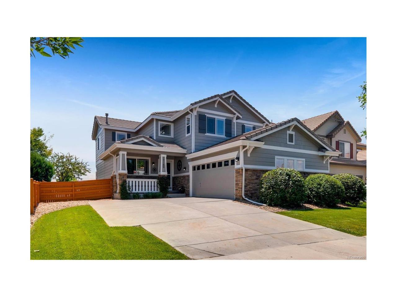17160 E 104th Place, Commerce City, CO 80022 (MLS #5793240) :: 8z Real Estate