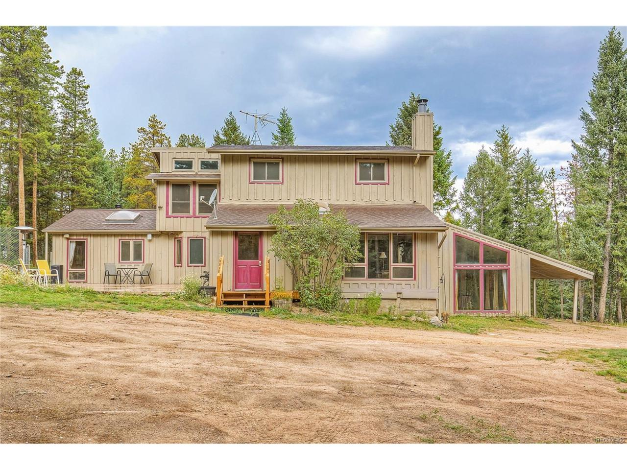 27677 Pine Grove Trail, Conifer, CO 80433 (MLS #5798013) :: 8z Real Estate