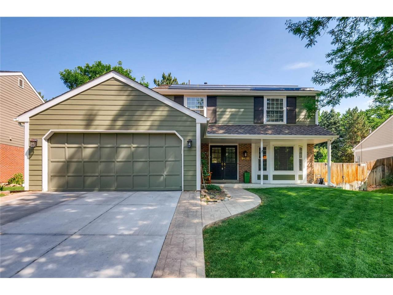 8673 W Progress Place, Littleton, CO 80123 (MLS #5805758) :: 8z Real Estate