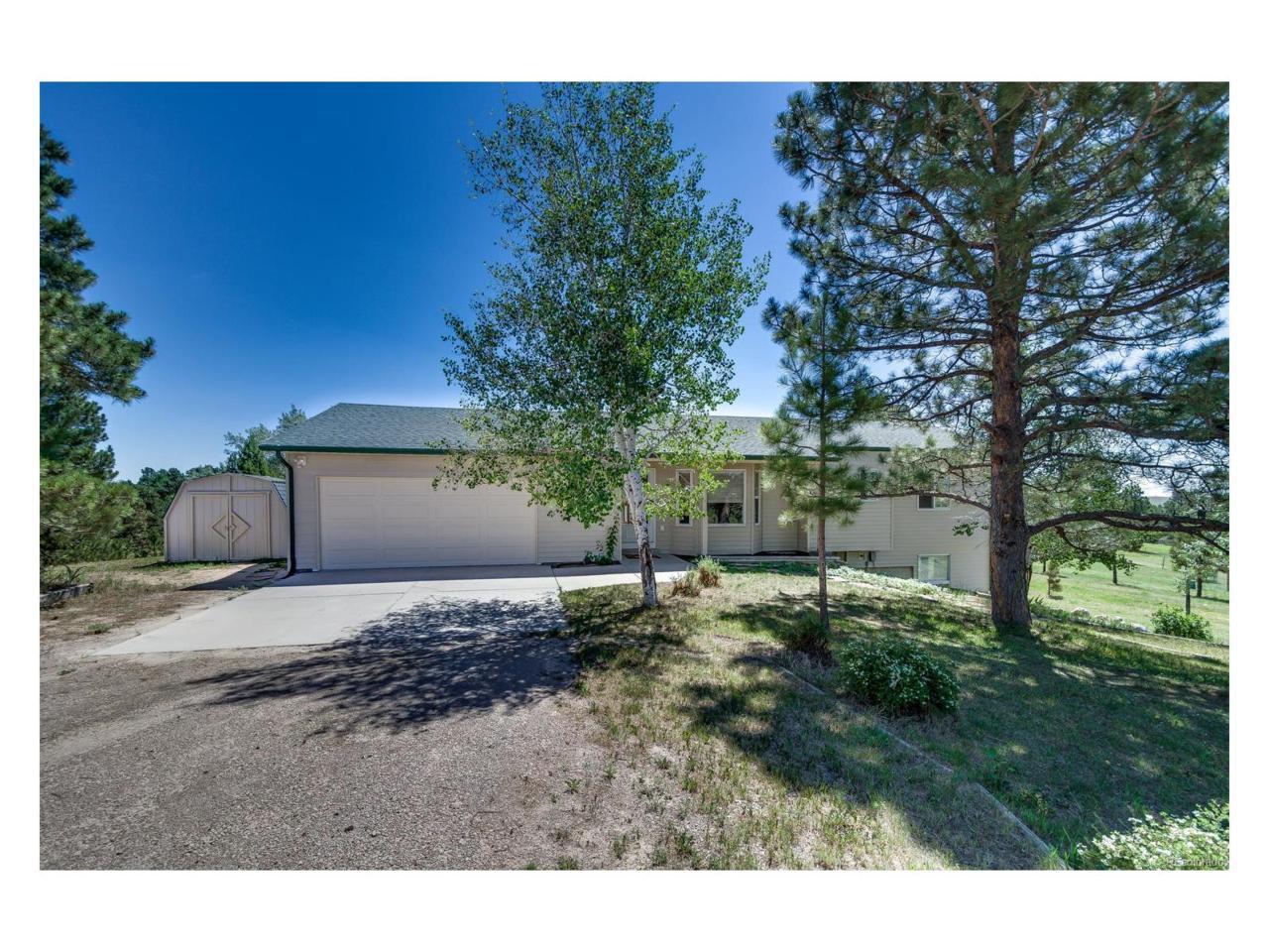 27482 E Broadview Drive, Kiowa, CO 80117 (MLS #5815691) :: 8z Real Estate