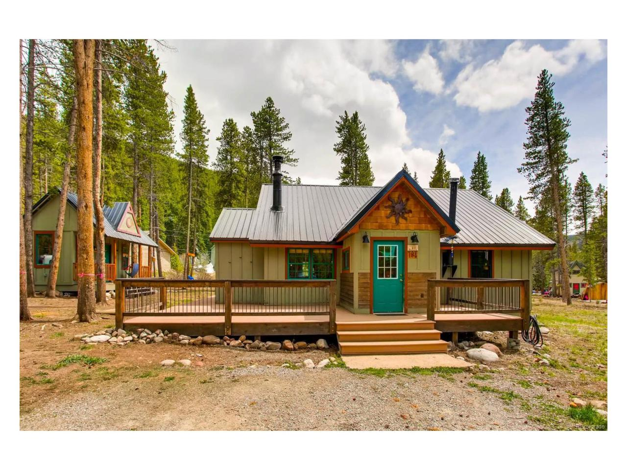 104 Creek Side Drive, Breckenridge, CO 80424 (MLS #5840769) :: 8z Real Estate