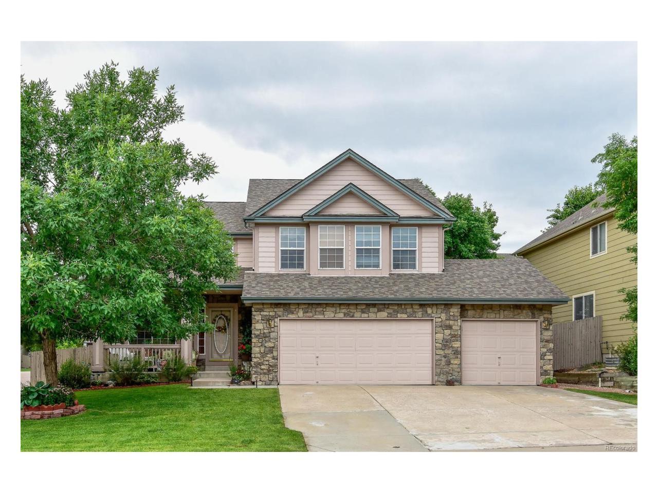 11702 W Belmont Place, Littleton, CO 80127 (MLS #5859195) :: 8z Real Estate
