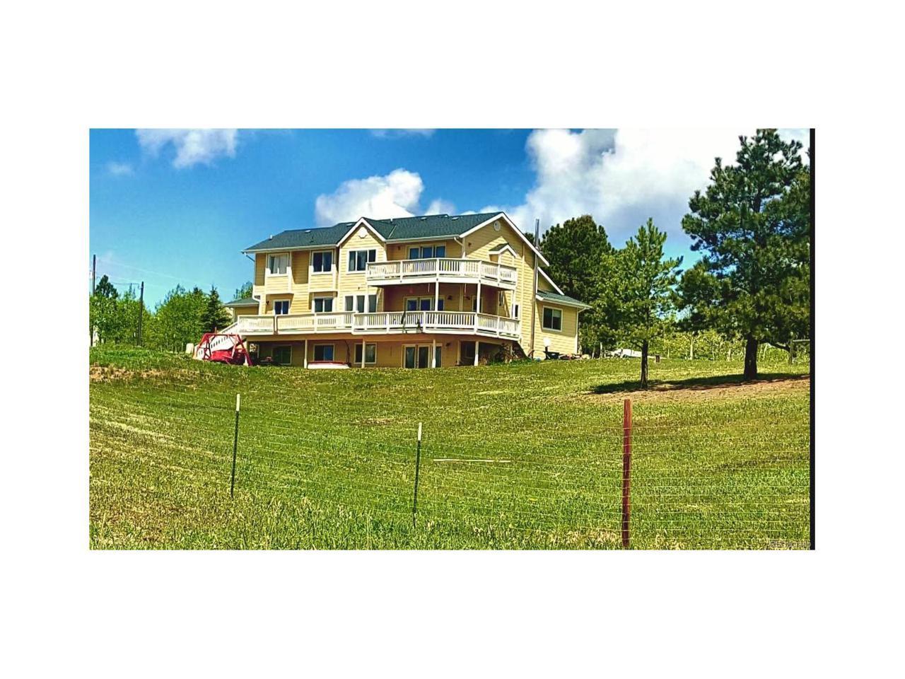 78 Moss Rock Court, Divide, CO 80814 (MLS #5861390) :: 8z Real Estate