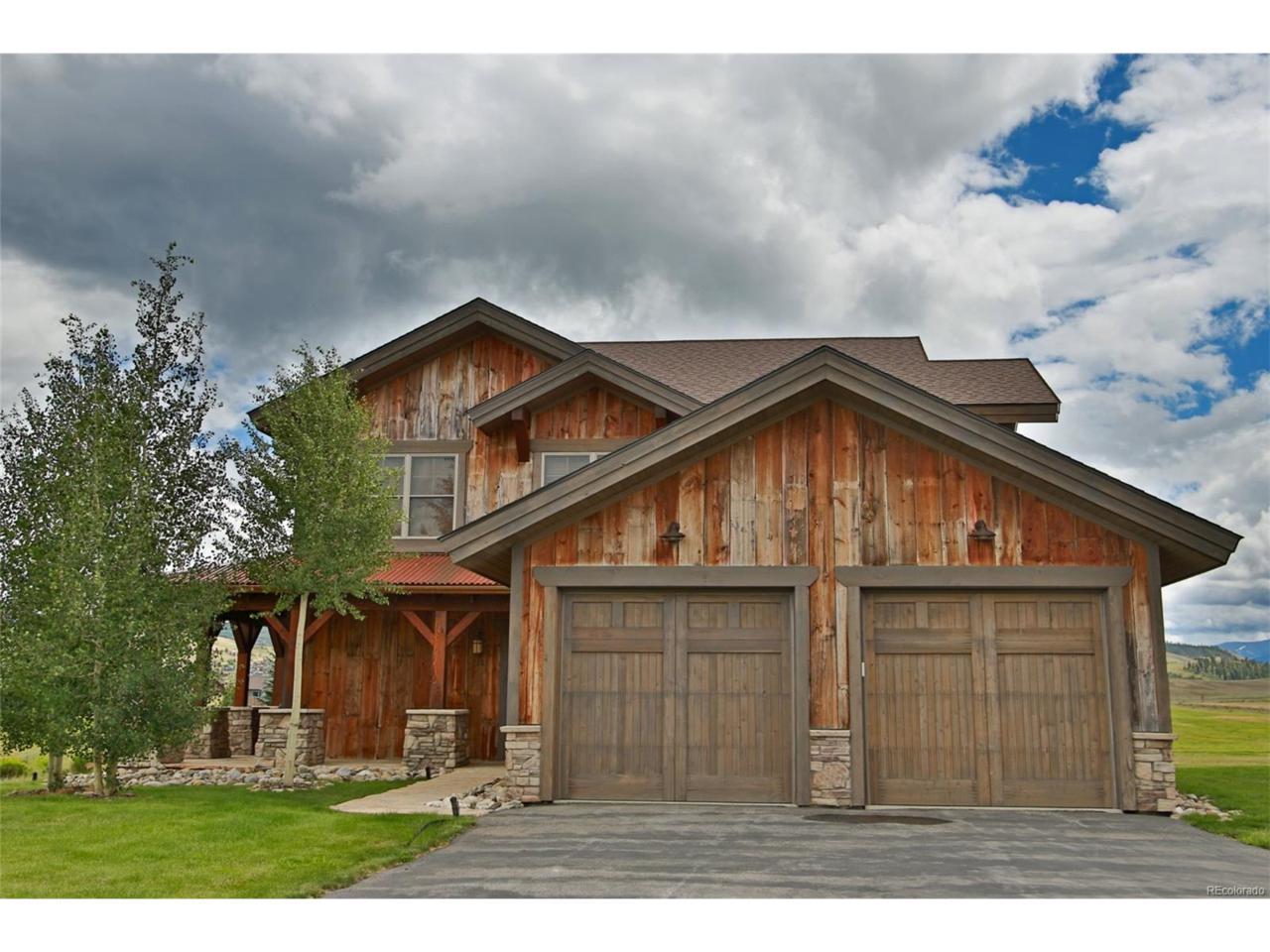 1461 Wildhorse Drive, Granby, CO 80446 (MLS #5881372) :: 8z Real Estate