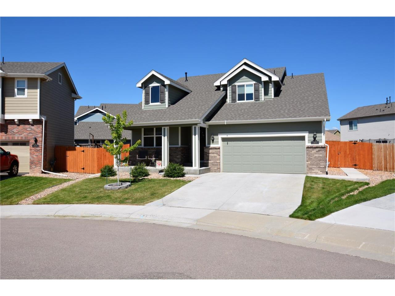 315 Baum Court, Dacono, CO 80514 (MLS #5896630) :: 8z Real Estate