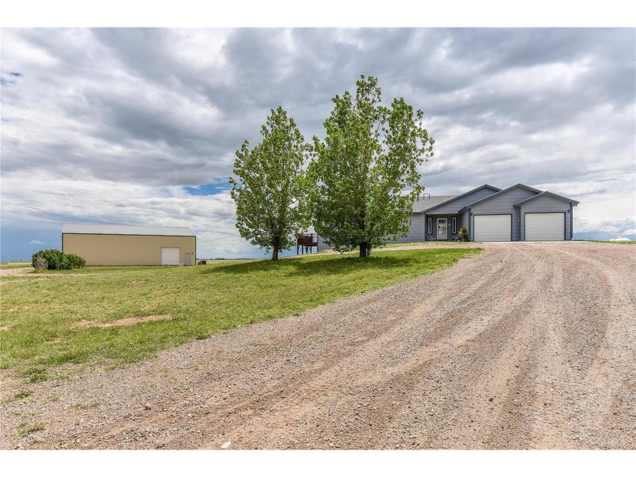 16354 County Road 100, Nunn, CO 80648 (MLS #5903338) :: 8z Real Estate