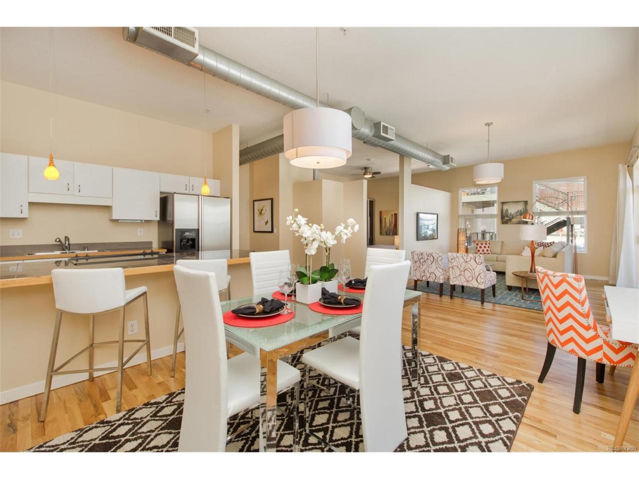 2525 15th Street 2F, Denver, CO 80211 (MLS #5905198) :: 8z Real Estate