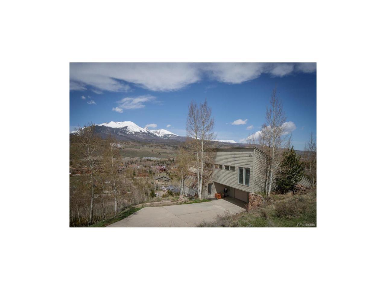 1195 Palmers Drive, Silverthorne, CO 80498 (MLS #5928654) :: 8z Real Estate