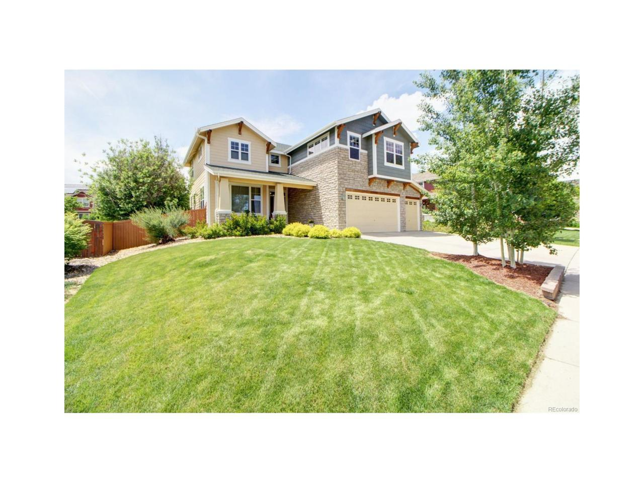 14005 Mckay Park Circle, Broomfield, CO 80023 (MLS #5939736) :: 8z Real Estate
