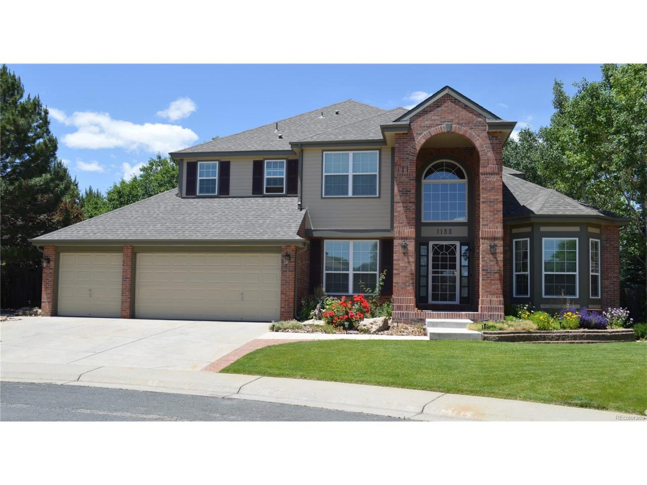 1155 W 125th Drive, Westminster, CO 80234 (MLS #5942438) :: 8z Real Estate