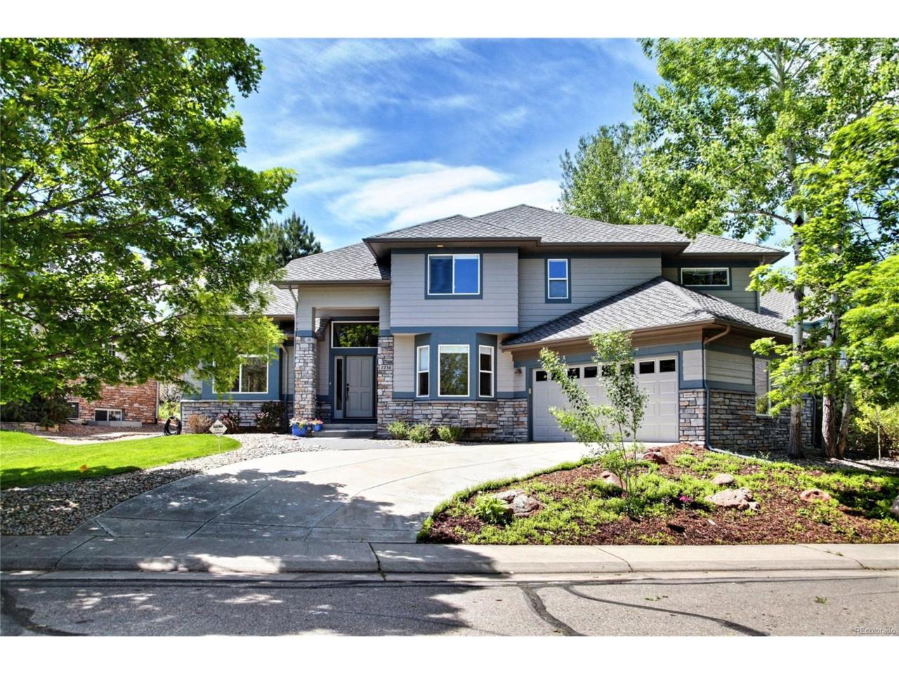 2238 Eagles Nest Drive, Lafayette, CO 80026 (MLS #5957444) :: 8z Real Estate