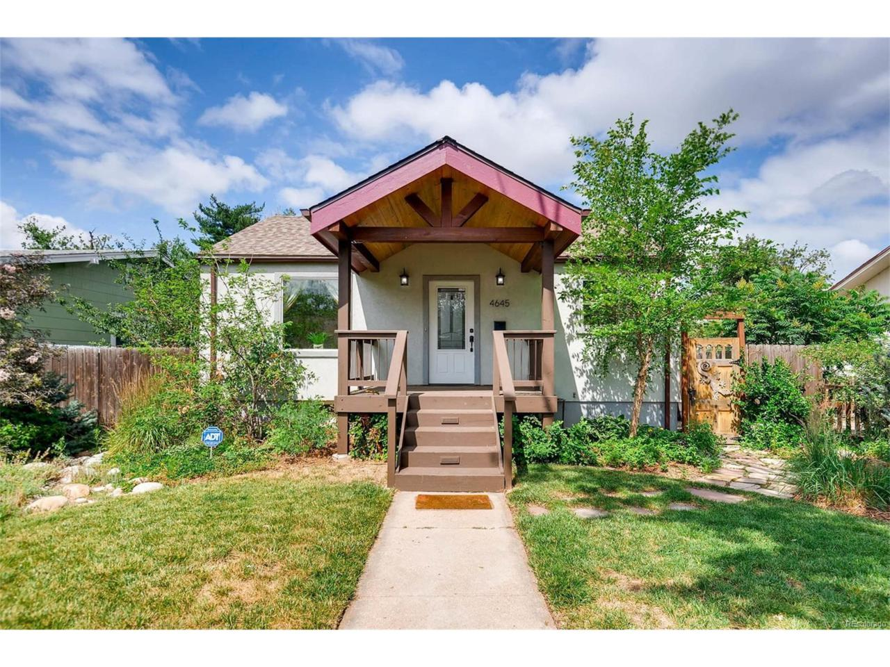 4645 Quitman Street, Denver, CO 80212 (MLS #5963576) :: 8z Real Estate