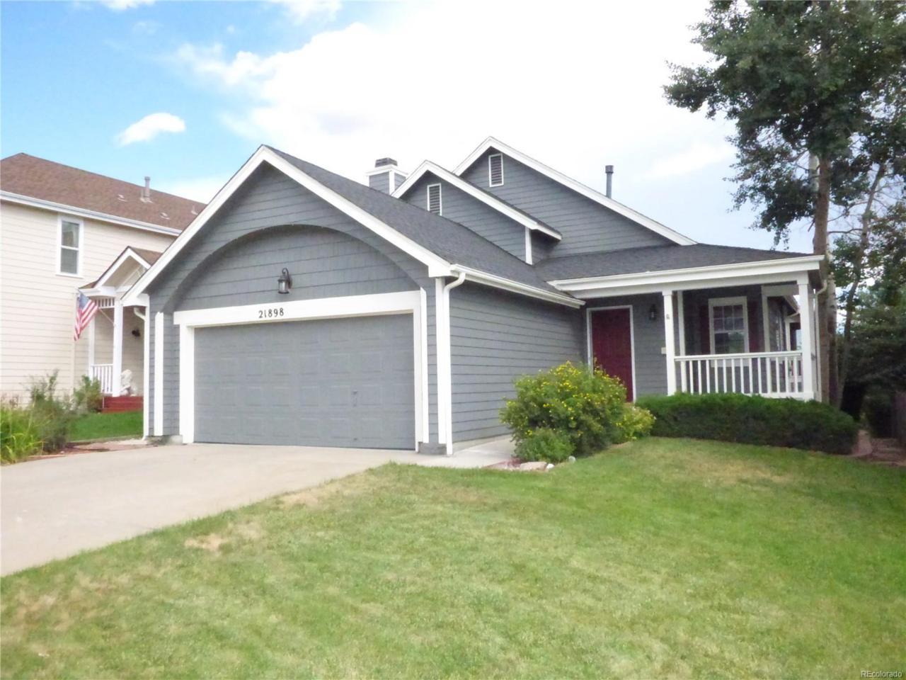 21898 Saddlebrook Court, Parker, CO 80138 (MLS #5966311) :: 8z Real Estate