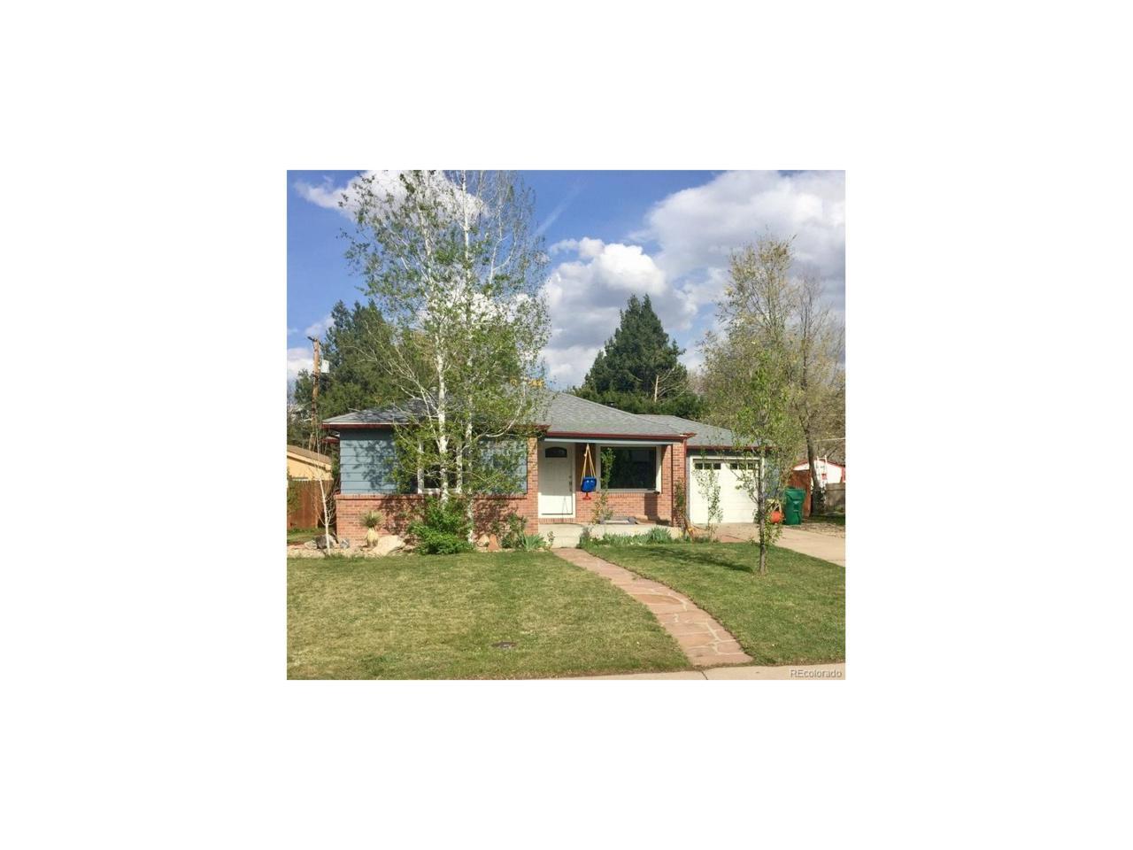 2760 S Elm Street, Denver, CO 80222 (MLS #5973840) :: 8z Real Estate