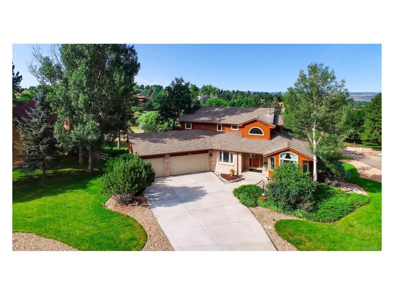 7790 Windwood Way, Parker, CO 80134 (MLS #5993927) :: 8z Real Estate