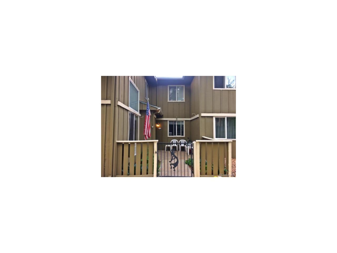 857 S Van Gordon Court D103, Lakewood, CO 80228 (MLS #6052757) :: 8z Real Estate