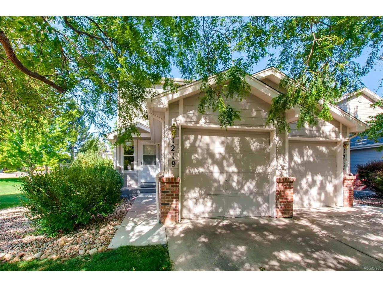 1219 Warrior Way, Lafayette, CO 80026 (MLS #6054539) :: 8z Real Estate