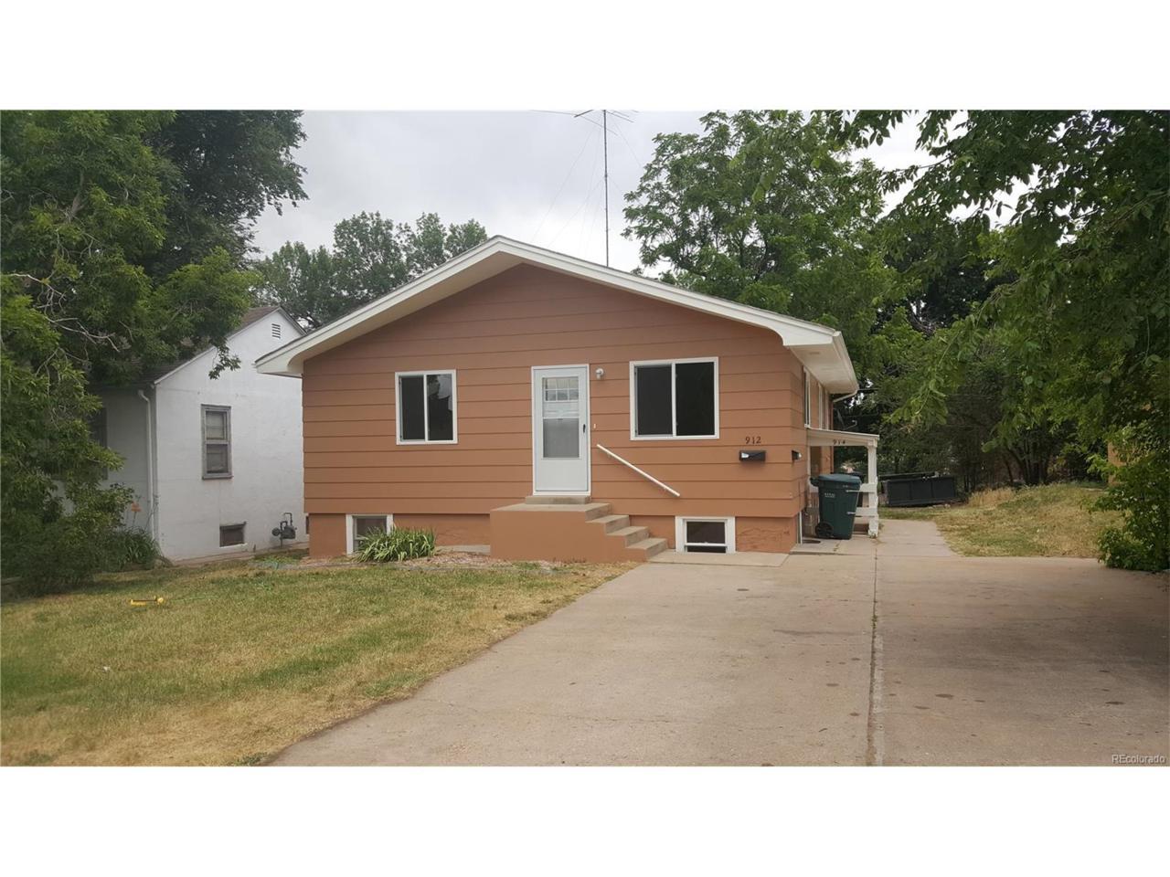 912 19th Avenue, Greeley, CO 80631 (MLS #6092722) :: 8z Real Estate
