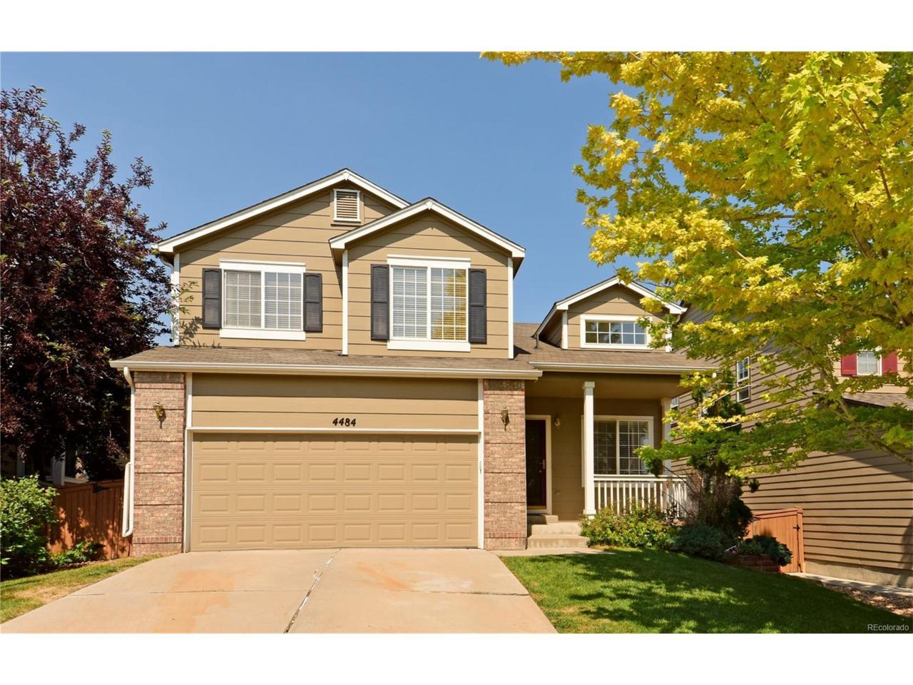4484 Ketchwood Circle, Highlands Ranch, CO 80130 (MLS #6117994) :: 8z Real Estate