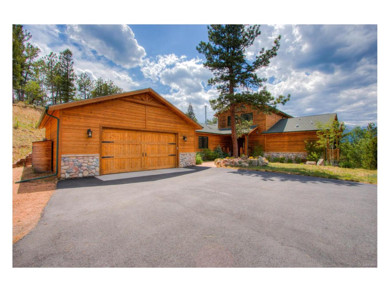 400 Rustlers Road, Bailey, CO 80421 (MLS #6132235) :: 8z Real Estate
