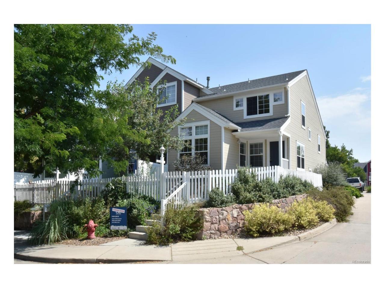 814 Beauprez Avenue, Lafayette, CO 80026 (MLS #6137810) :: 8z Real Estate