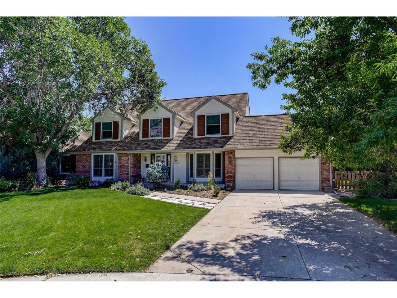 2185 Thistle Ridge Circle, Highlands Ranch, CO 80126 (MLS #6156074) :: 8z Real Estate