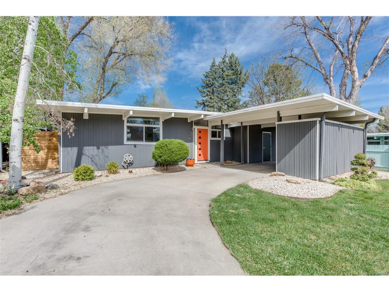1447 S Fairfax Street, Denver, CO 80222 (MLS #6188149) :: 8z Real Estate