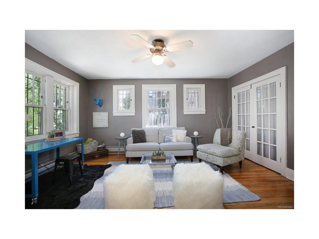 1275 Clarkson Street #1, Denver, CO 80218 (MLS #6224306) :: 8z Real Estate