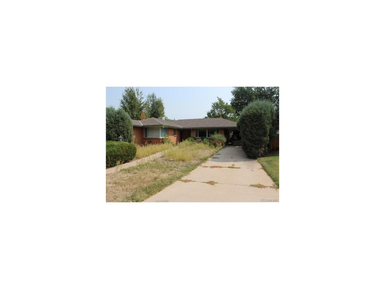 170 S Ivy Street, Denver, CO 80224 (#6240022) :: Thrive Real Estate Group