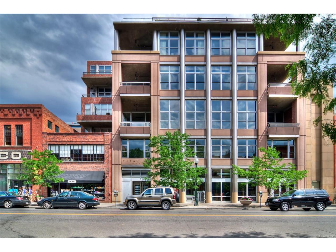 1720 Wazee Street 4C, Denver, CO 80202 (MLS #6245943) :: 8z Real Estate