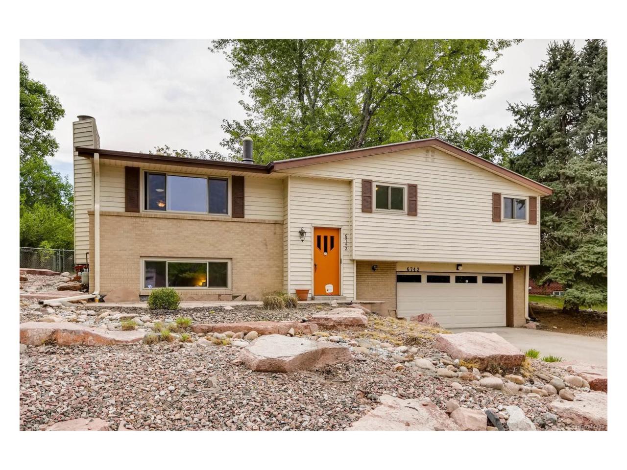 6742 Flower Street, Arvada, CO 80004 (MLS #6248403) :: 8z Real Estate