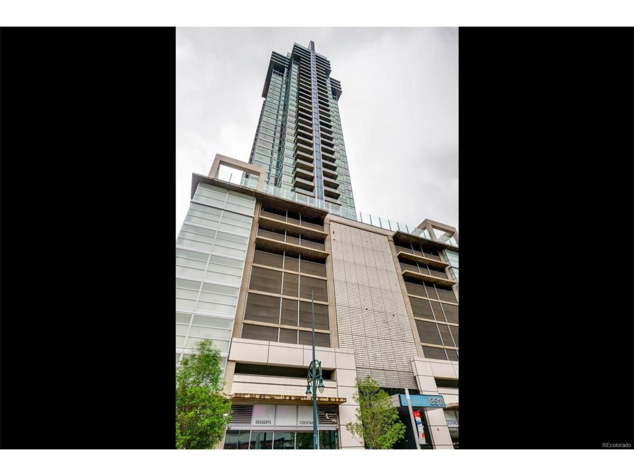 891 14th Street #2711, Denver, CO 80202 (MLS #6251791) :: 8z Real Estate