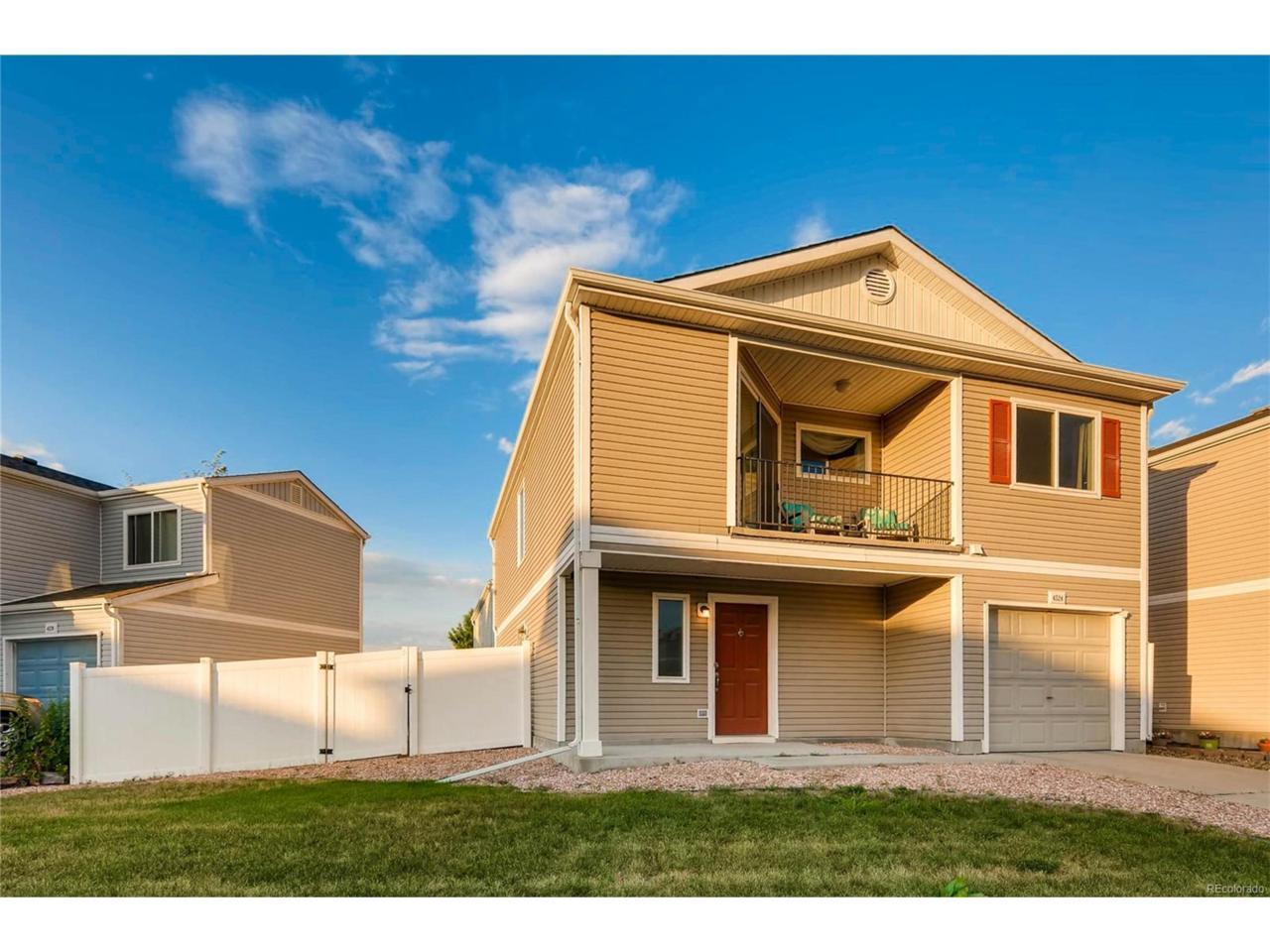 4524 Andes Street, Denver, CO 80249 (MLS #6258121) :: 8z Real Estate