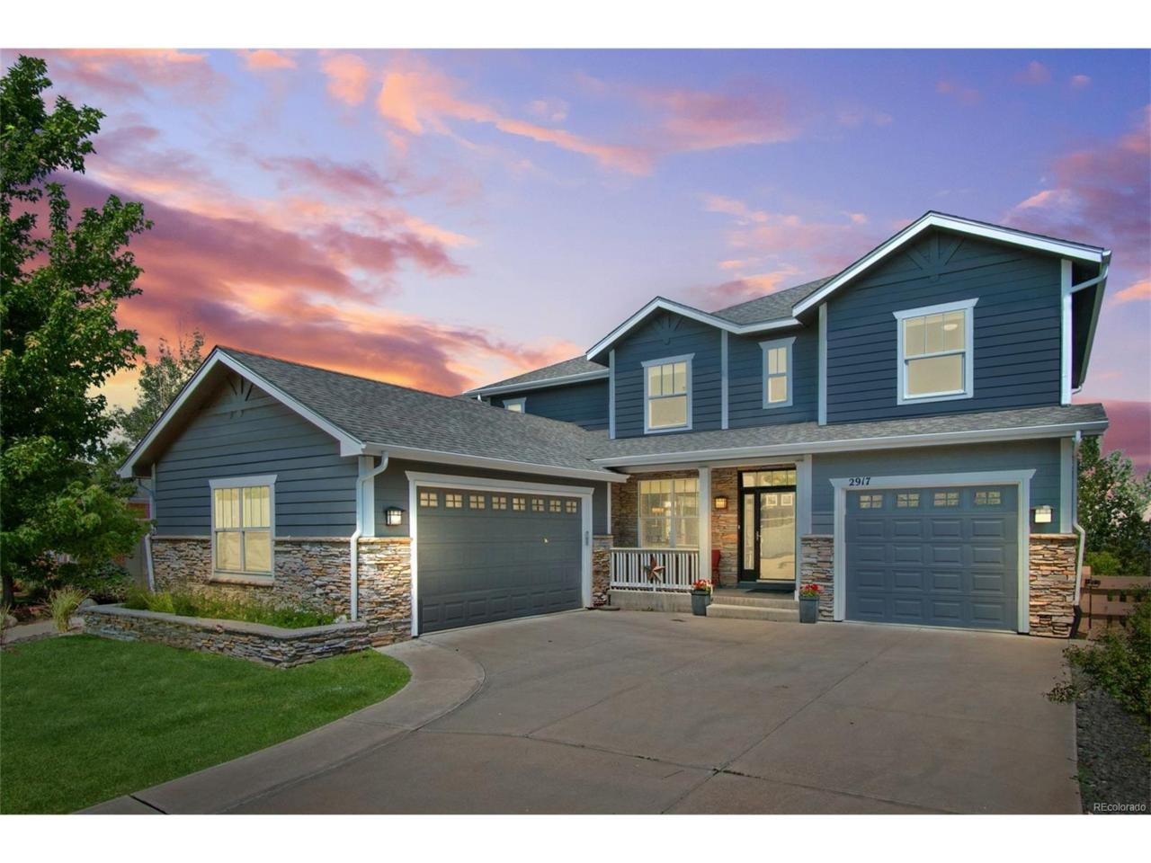 2917 Newbury Court, Highlands Ranch, CO 80126 (MLS #6263569) :: 8z Real Estate