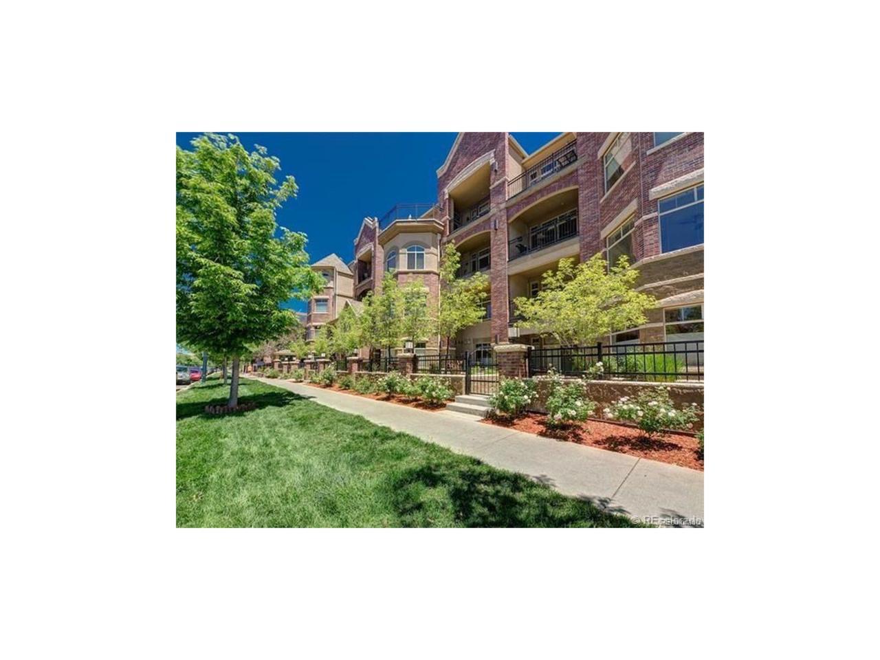 1100 N Grant Street #301, Denver, CO 80203 (MLS #6266370) :: 8z Real Estate