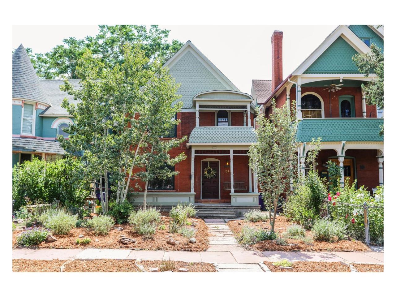 150 W 3rd Avenue, Denver, CO 80223 (MLS #6297039) :: 8z Real Estate