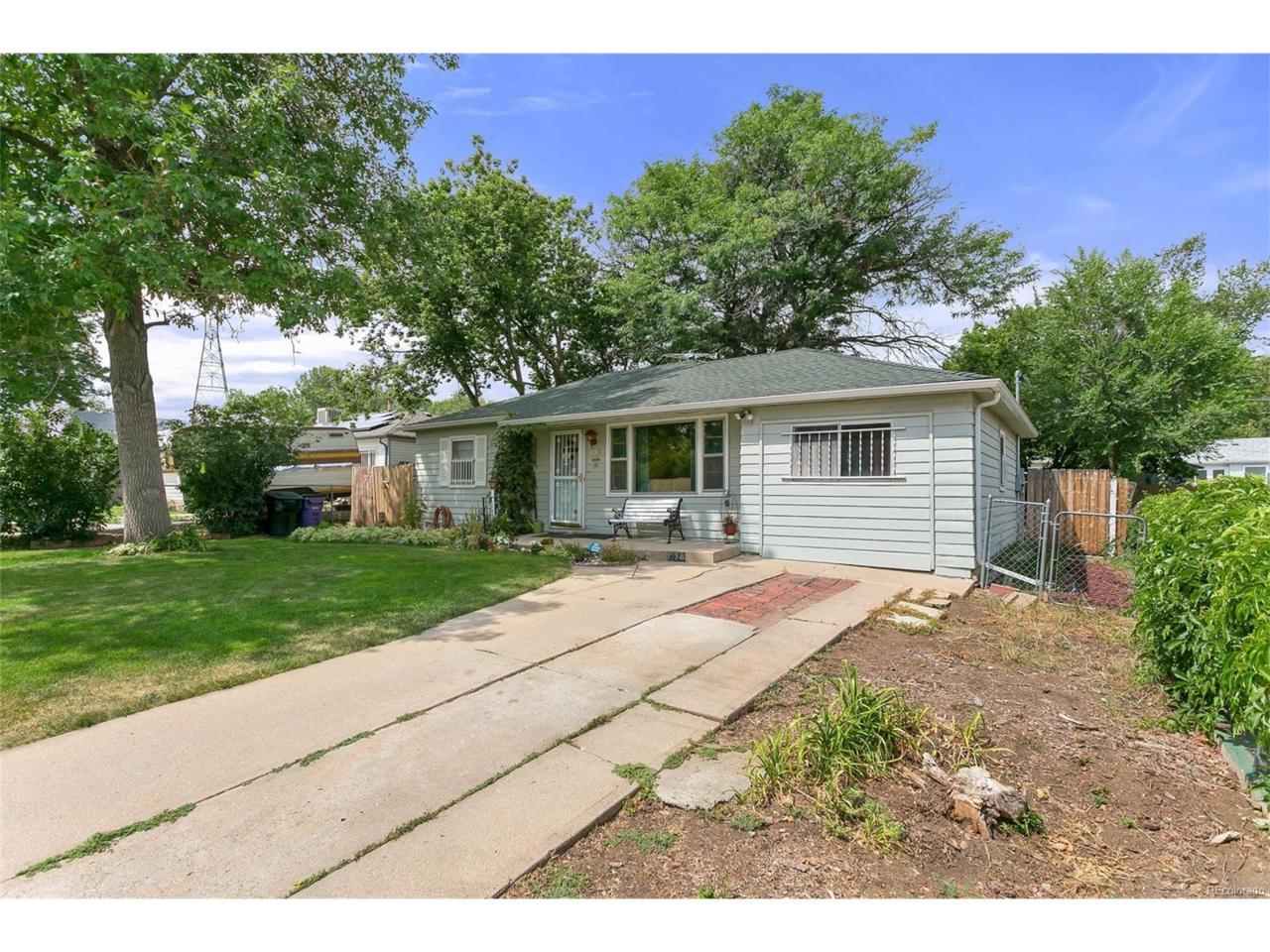 773 S Wolcott Court, Denver, CO 80219 (MLS #6328988) :: 8z Real Estate