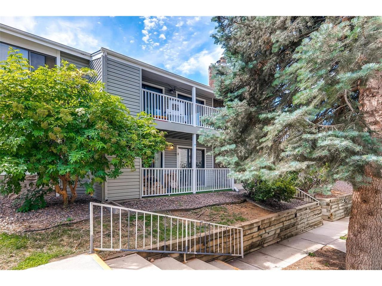 943 S Zeno Way #107, Aurora, CO 80017 (MLS #6339063) :: 8z Real Estate