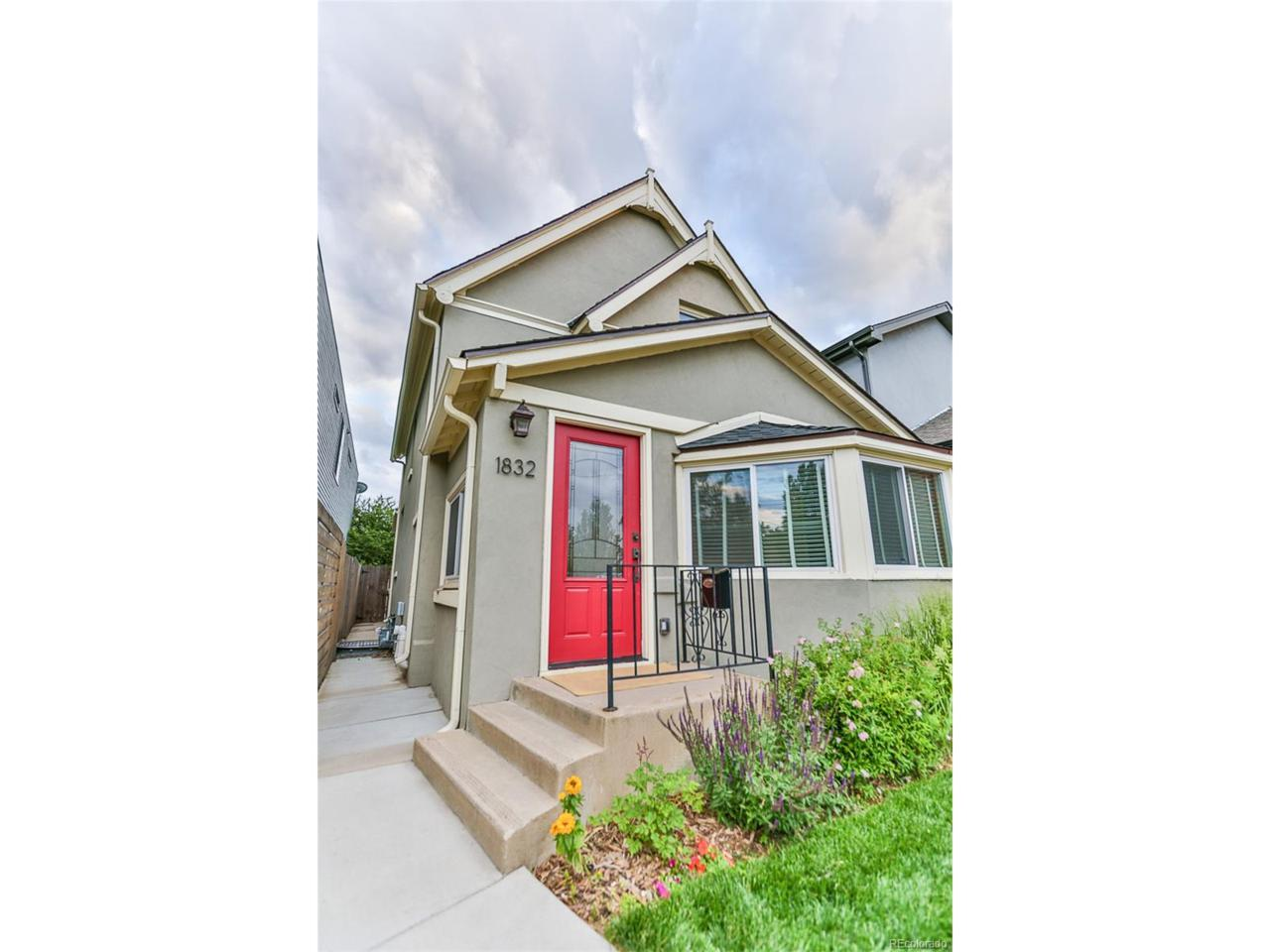 1832 W 36th Avenue, Denver, CO 80211 (MLS #6341768) :: 8z Real Estate